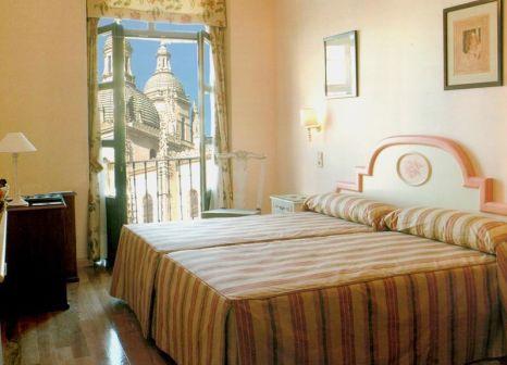 Hotelzimmer mit Whirlpool im Infanta Isabel Hotel
