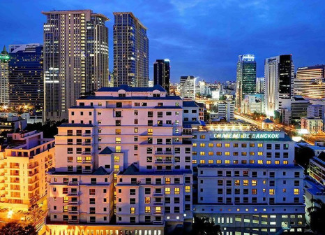 Hotel Chateau de Bangkok günstig bei weg.de buchen - Bild von Ameropa