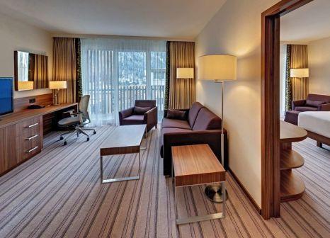 Hotelzimmer mit Fitness im Hilton Garden Inn Davos