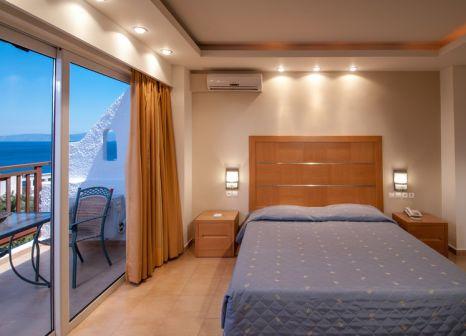 Hotelzimmer mit Volleyball im Elounda Breeze Resort