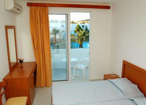 Hotelzimmer mit Volleyball im Kabanaris Bay Hotel