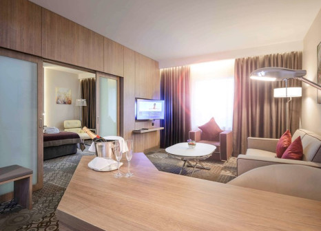 Hotelzimmer im Novotel Moscow Sheremetyevo Airport günstig bei weg.de