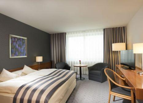 Hotelzimmer mit Fitness im Maritim Hotel Ulm