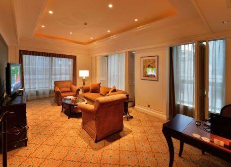 Hotelzimmer mit Hallenbad im Grand Central Hotel