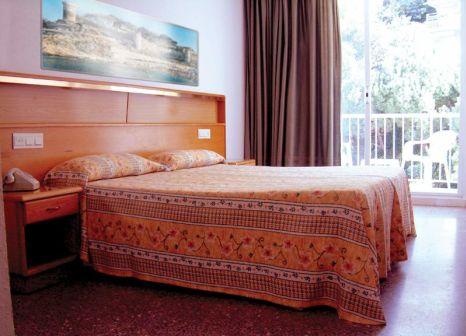 Hotelzimmer mit Tennis im Hotel Don Juan Tossa
