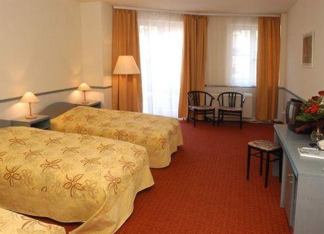 Hotelzimmer mit Fitness im Corvin Hotel Budapest
