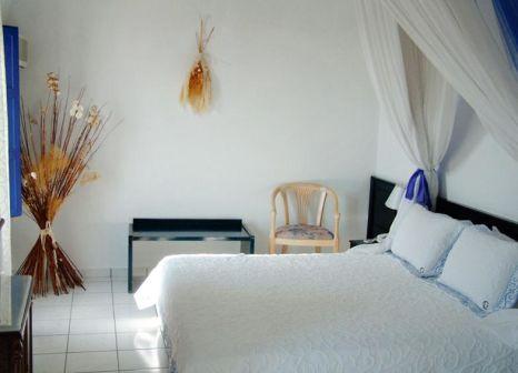 Hotelzimmer mit Mountainbike im Aressana Spa Hotel and Suites