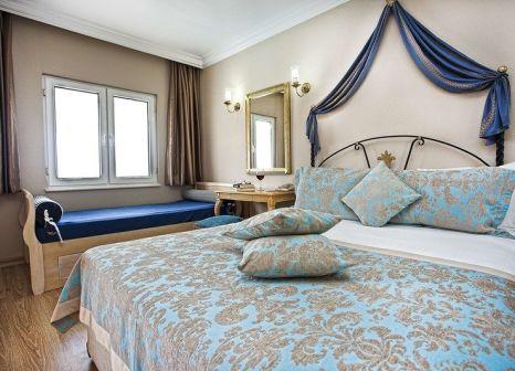 Hotelzimmer mit Tischtennis im Pasha's Princess