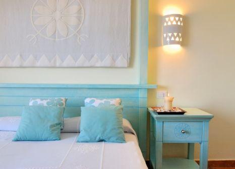 Hotelzimmer mit Tischtennis im Hotel Pedraladda