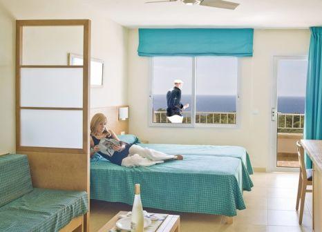 Hotelzimmer mit Mountainbike im Sun Club Eldorado