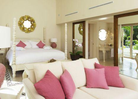 Hotelzimmer mit Mountainbike im Eden Roc Cap Cana