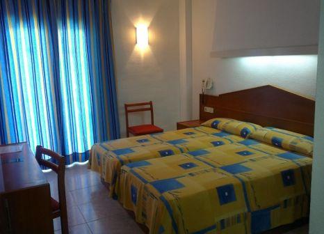 Hotelzimmer mit Tischtennis im Don Bigote