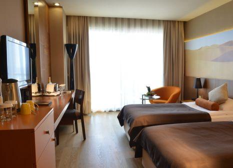 Hotelzimmer mit Yoga im Sensimar Belek Resort & Spa