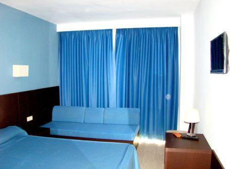 Hotelzimmer mit Fitness im AluaSun Torrenova