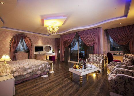 Hotelzimmer mit Minigolf im Rox Royal Hotel
