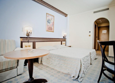 Hotelzimmer mit Mountainbike im Hotel Andalucia Beach