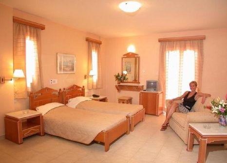 Hotelzimmer mit Minigolf im Magda Hotel