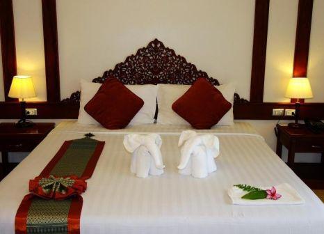 Hotelzimmer mit Paddeln im Baan Boa Resort