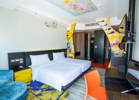 Hotelzimmer mit Fitness im Siam@Siam Design Hotel Pattaya
