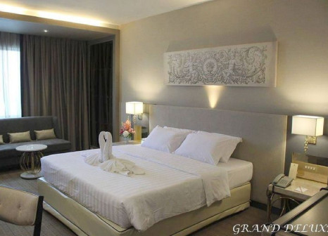 Hotelzimmer mit Aerobic im Royal Benja