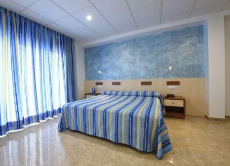 Hotelzimmer mit Golf im Hotel Internacional Calella