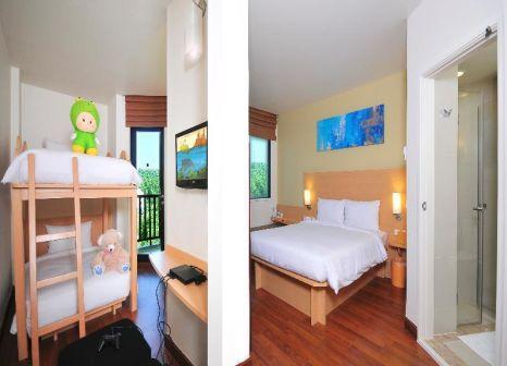 Hotelzimmer mit Tischtennis im ibis Phuket Kata Hotel
