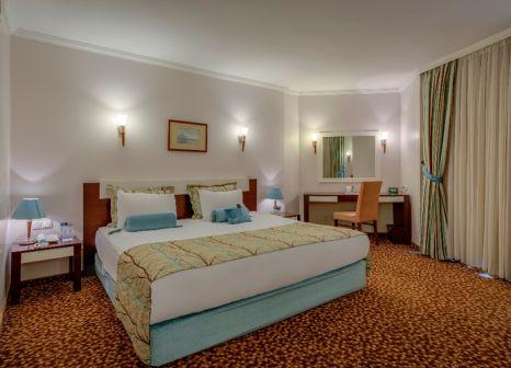 Hotelzimmer mit Tischtennis im Best Western Plus Khan Hotel