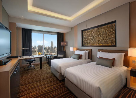 Hotelzimmer mit Tennis im Amari Watergate Bangkok