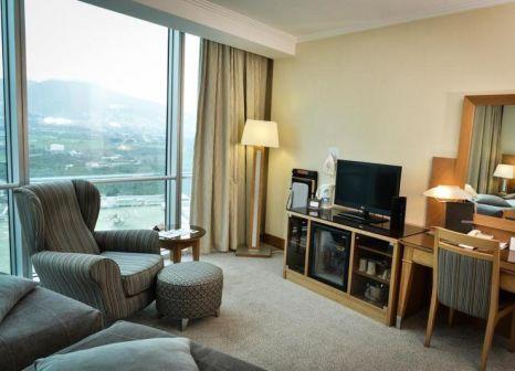 Hotelzimmer mit Minigolf im Wyndham Grand Izmir Özdilek
