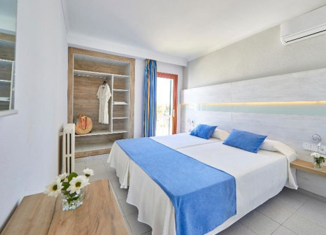 Hotelzimmer mit Mountainbike im Gavimar Ariel Chico Club & Resort