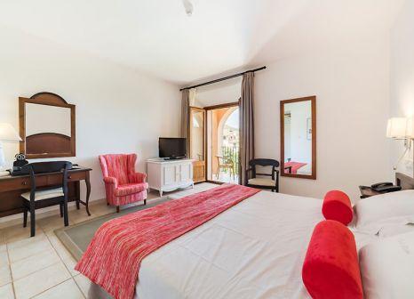Hotelzimmer mit Kinderpool im Ca'l Bisbe