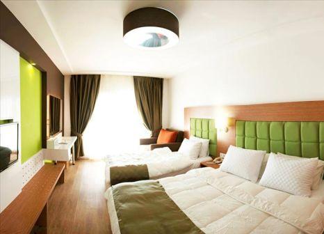 Hotelzimmer mit Volleyball im Woxxie Resort & Spa