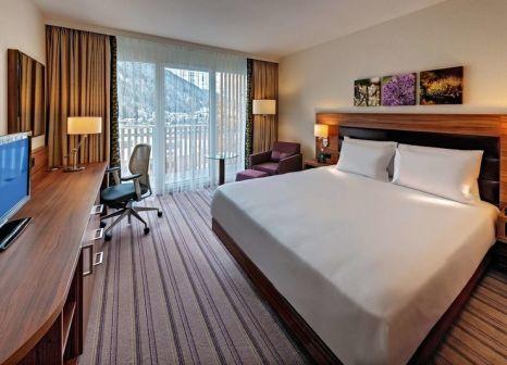 Hotelzimmer mit Tennis im Hilton Garden Inn Davos