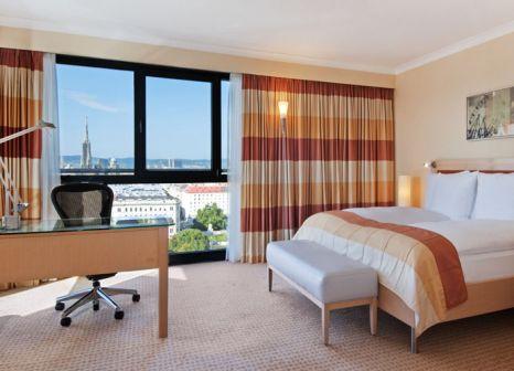 Hotelzimmer mit Aerobic im Hilton Vienna