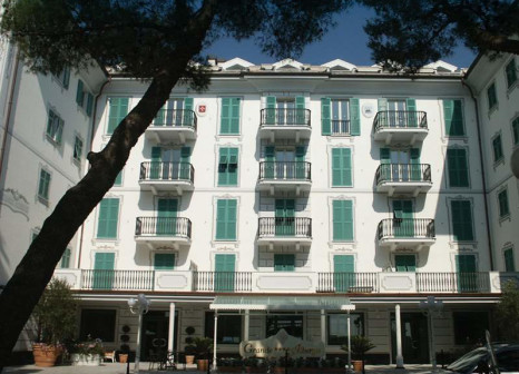 Hotel Grande Albergo in Italienische Riviera - Bild von DERTOUR