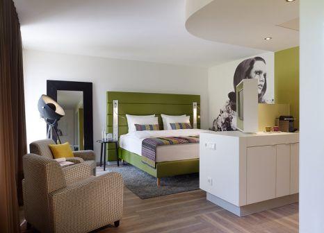 Hotelzimmer mit Mountainbike im Indigo Düsseldorf - Victoriaplatz
