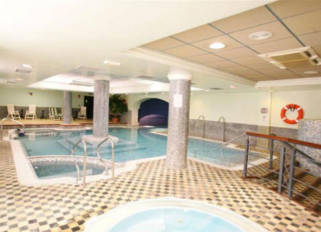 Hotelzimmer mit Fitness im Hotel Puerto de Las Nieves