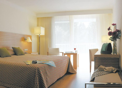 Hotelzimmer mit Mountainbike im Hesperia Ciudad de Mallorca