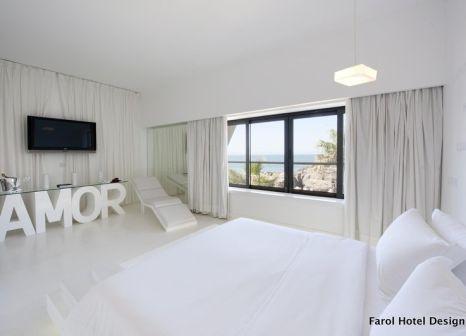 Hotelzimmer mit Aerobic im Farol Design