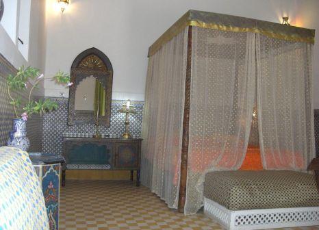 Hotelzimmer mit Animationsprogramm im Riad Ifoulki