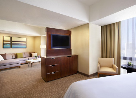 Hotelzimmer mit Animationsprogramm im The Westin Bonaventure Hotel & Suites, Los Angeles
