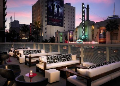 Hotelzimmer mit Clubs im W Hollywood