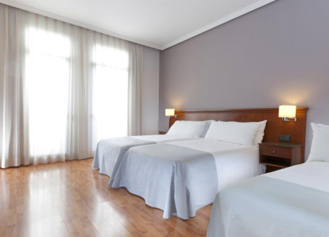 Hotelzimmer mit Clubs im TRYP Madrid Cibeles Hotel