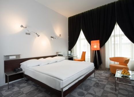 Hotelzimmer mit Whirlpool im Chekhoff Hotel Moscow Curio Collection by Hilton