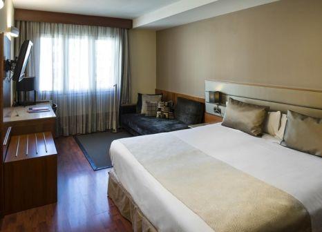 Hotelzimmer mit Pool im Catalonia Diagonal Centro