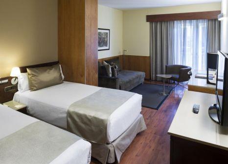 Hotelzimmer mit Clubs im Catalonia Diagonal Centro