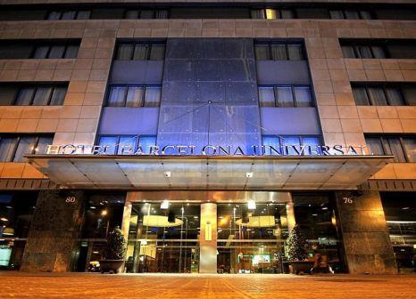 Hotel Barcelona Universal günstig bei weg.de buchen - Bild von DERTOUR