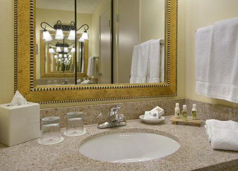 Hotelzimmer mit Hoteleigener Shuttlebus im Red Lion Seattle Airport