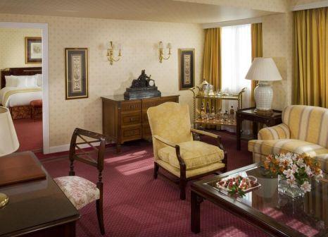 Hotelzimmer mit Tischtennis im Meliá Castilla