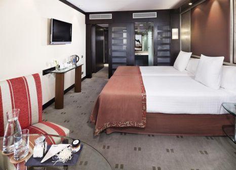 Hotelzimmer mit Animationsprogramm im Meliá Barcelona Sarrià